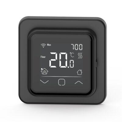 HH 950 wifi black termostat - indendørs - produkter - Handy Heat - Dansk Varmekabel
