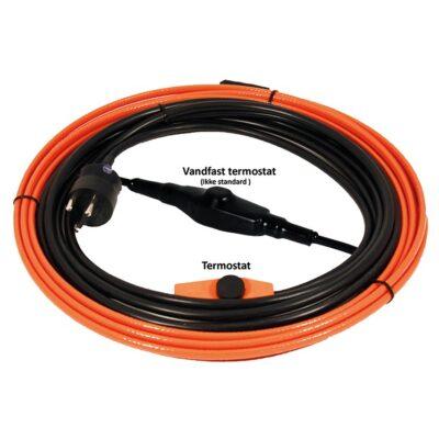 DVU Selvregulerende varmekabel med termostat - industri - produkter - Handy Heat - Dansk Varmekabel