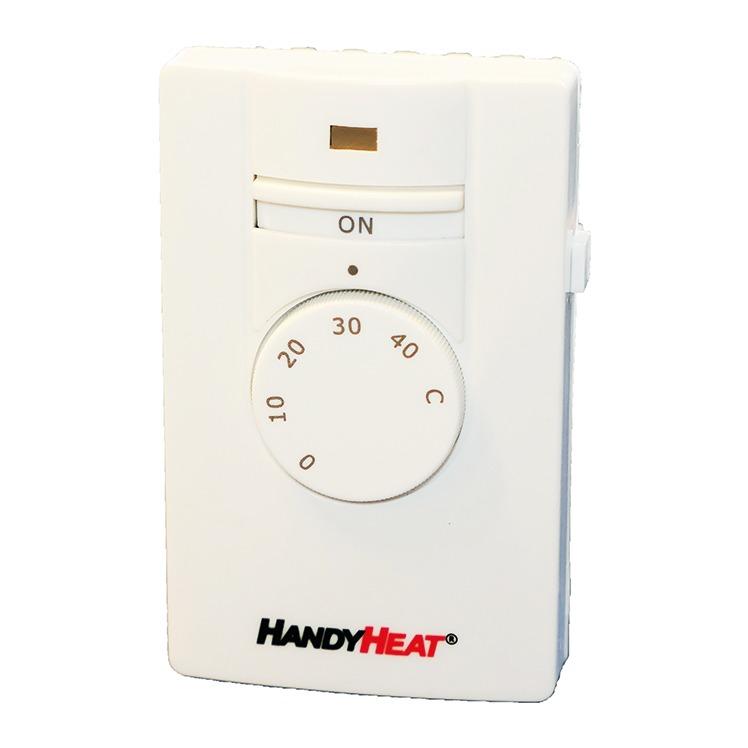 HH 230 termostat - indendørs - produkter - Handy Heat - Dansk Varmekabel
